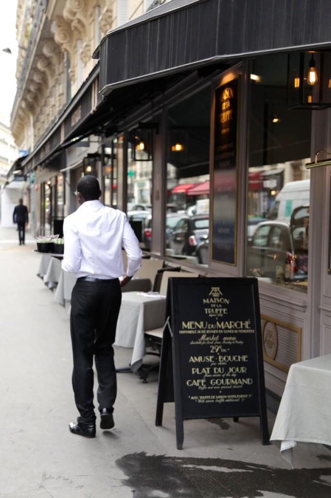 Le Galinier Restaurant Paris